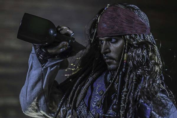 Pirates Of The Caribbean Digital Art - Wheres The Rum by Jeremy Guerin