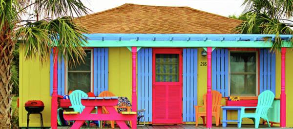 Photograph - Whimsical Beach House by Cynthia Guinn