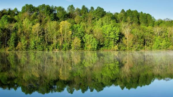 Photograph - Whippoorwill Lake by John Benedict