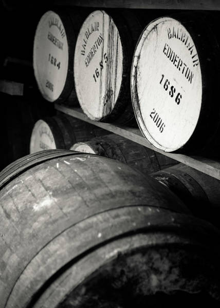 Photograph - Whisky Distillery No1 by Dave Bowman