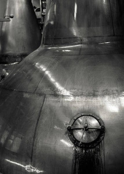 Photograph - Whisky Distillery No13 by Dave Bowman