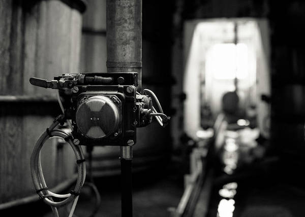 Photograph - Whisky Distillery No7 by Dave Bowman