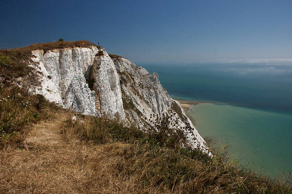 Photograph - White Cliff In Kent by David Resnikoff