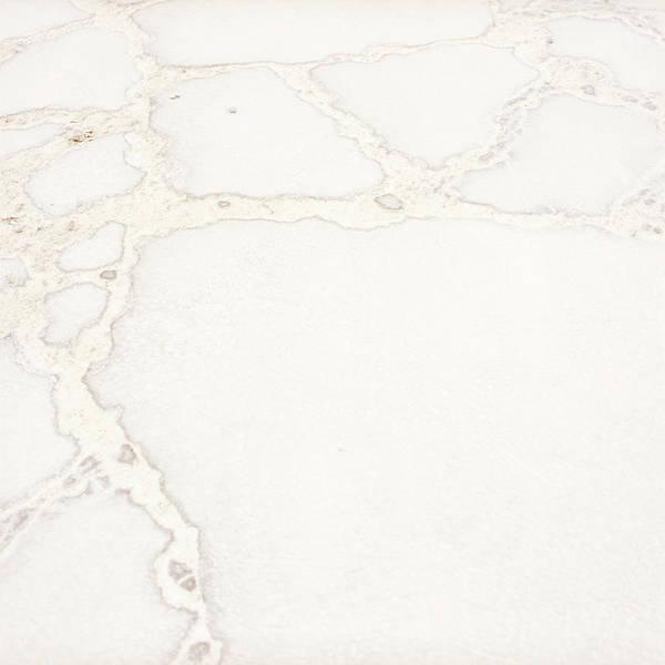 Cracked Photograph - White Cracks by Photographer Alexandra Bergman