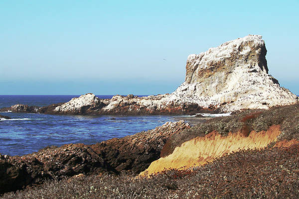 Wall Art - Photograph - The White Rocks Of Piedras Blancas by Art Block Collections