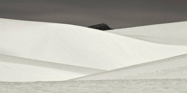 Photograph - White Sands Crossing by Robert Woodward