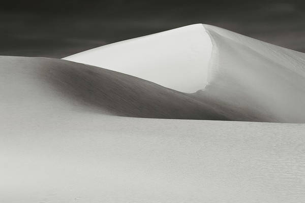 Photograph - White Sands Peak by Robert Woodward