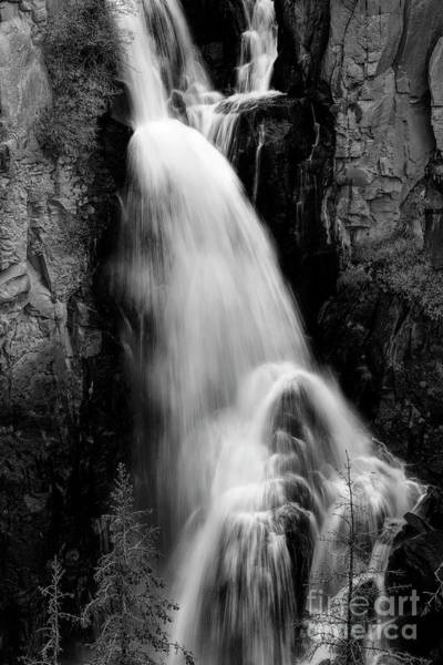 Photograph - White Water by Jim Garrison