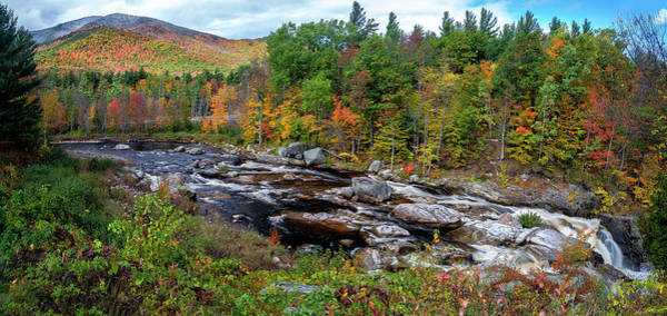Photograph - Whiteface Mountain Fall by Mark Papke