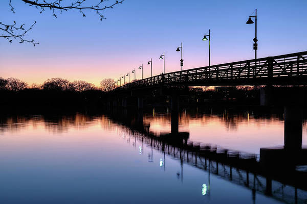 Photograph - Whiterock Lake Dallas Texas 032519 by Rospotte Photography