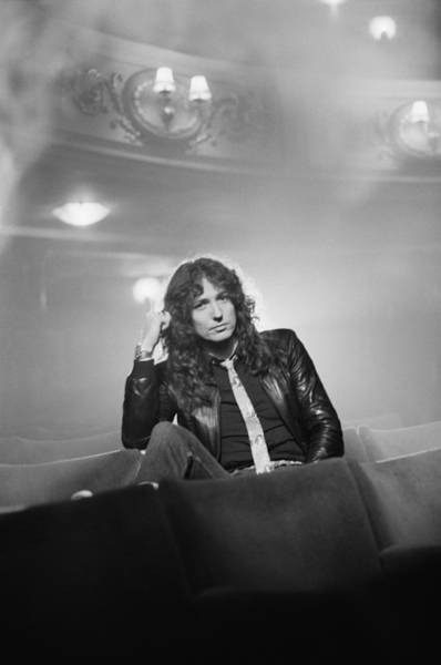 Photograph - Whitesnake At The Lyric by Fin Costello
