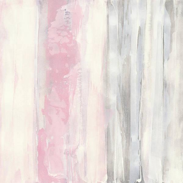 Wall Art - Painting - Whitewashed Blush II by Chris Paschke