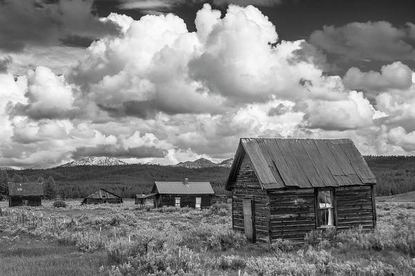 Photograph - Whitney - Ghost Town by Matthew Irvin