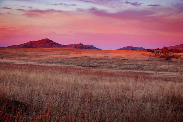 Wall Art - Photograph - Wichita Wildlife Refuge 2 by Ricky Barnard