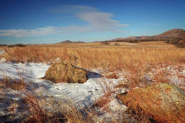 Wall Art - Photograph - Wichita Wildlife Refuge 7 by Ricky Barnard