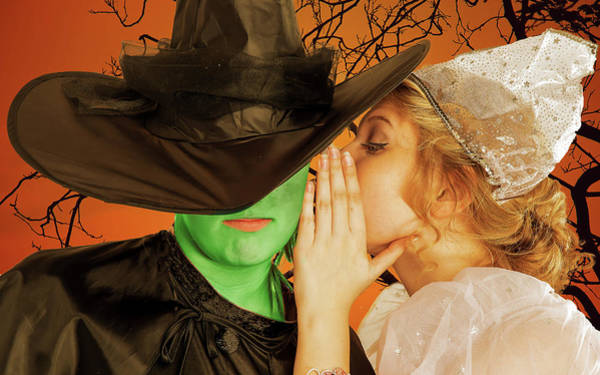 Photograph - Wicked 2 by Alan D Smith