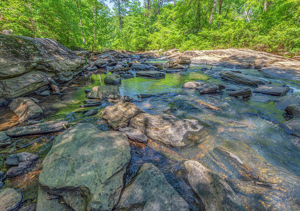 Photograph - Wide Angle Sweetwater Creek by Keith Smith