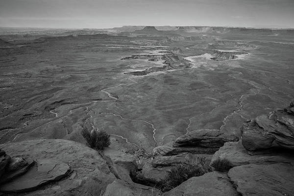 Photograph - Wide Angle View Of Grand Point In Canyonlands National Park by Kyle Lee