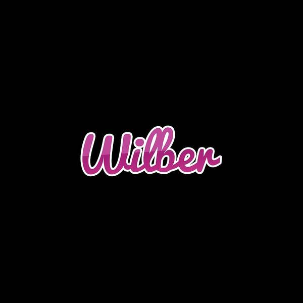 Wall Art - Digital Art - Wilber #wilber by TintoDesigns