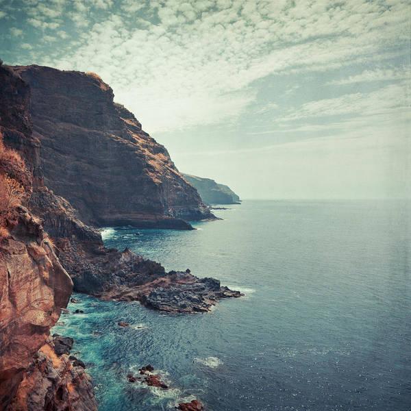 Spain Photograph - Wild Coast La Palma II by Dirk Wüstenhagen Imagery