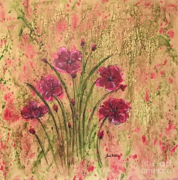 Painting - Wild  by Jeanie Watson