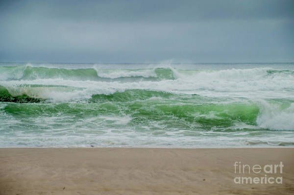 Photograph - Wild Waves by Judy Hall-Folde