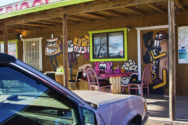 Photograph - Wild West Hot Dog Place by Tatiana Travelways