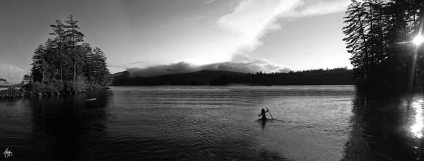 Photograph - Wildboy Monochrome by Wayne King