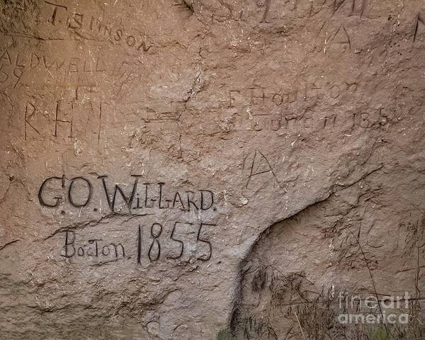 Photograph - Willard Was Here by Jon Burch Photography