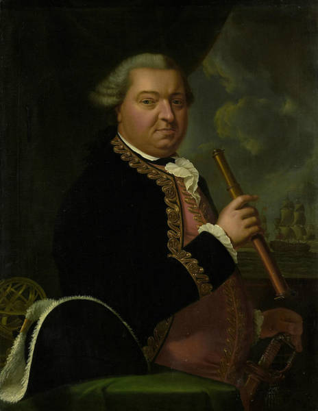 Painting - Willem Crul by Cornelis van Cuylenburgh