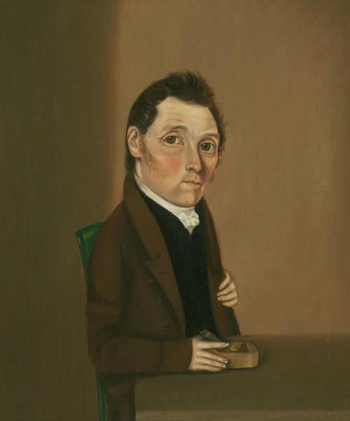 Painting - William Bonham by William Bonnell