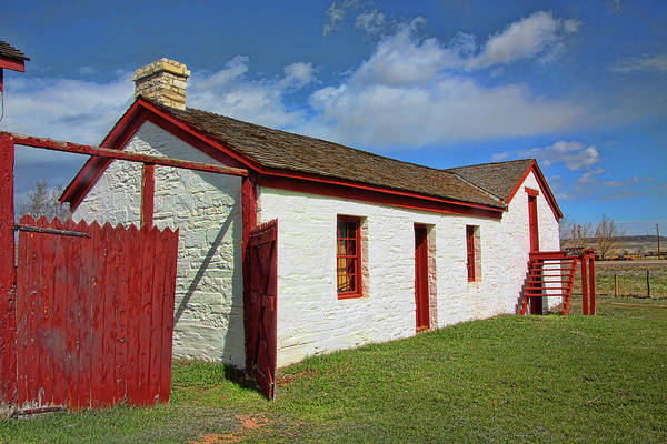 Camera Raw Photograph - William Carter's Storehouse by Brenton Cooper