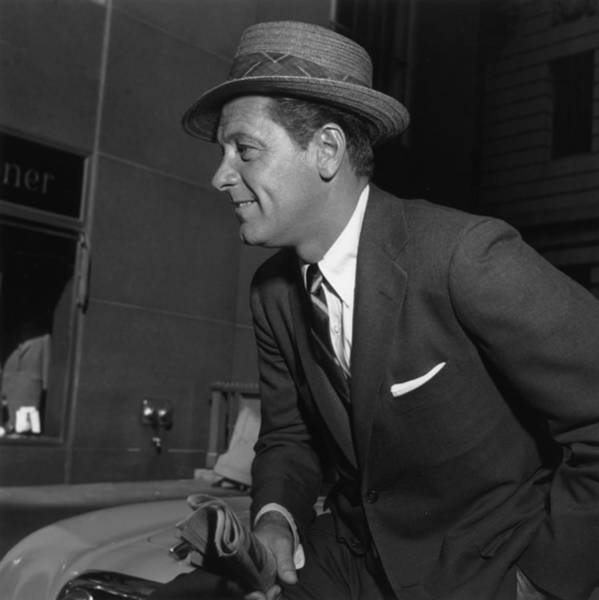 Photograph - William Holden by Hulton Archive