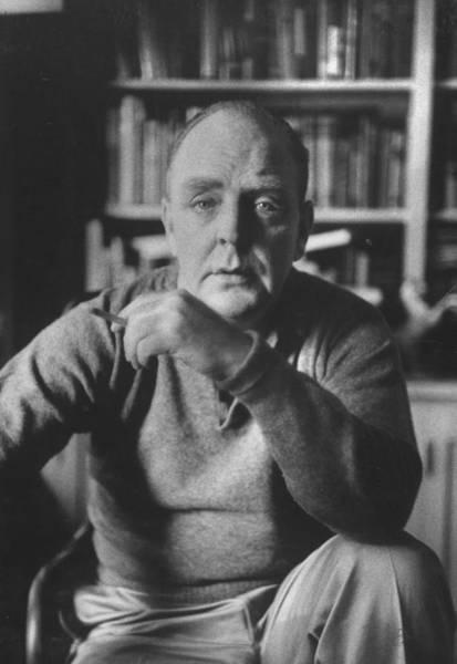Scriptwriter Photograph - William Inge by Gordon Parks