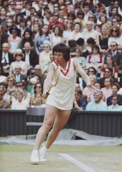 Tennis Photograph - Wimbledon Lawn Tennis Championship by Don Morley