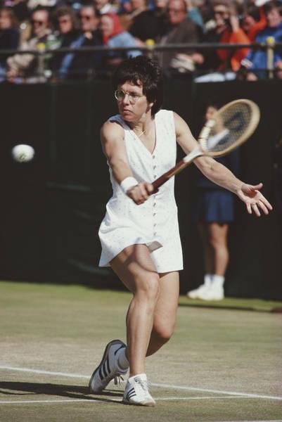 Tennis Photograph - Wimbledon Lawn Tennis Championship by Steve Powell