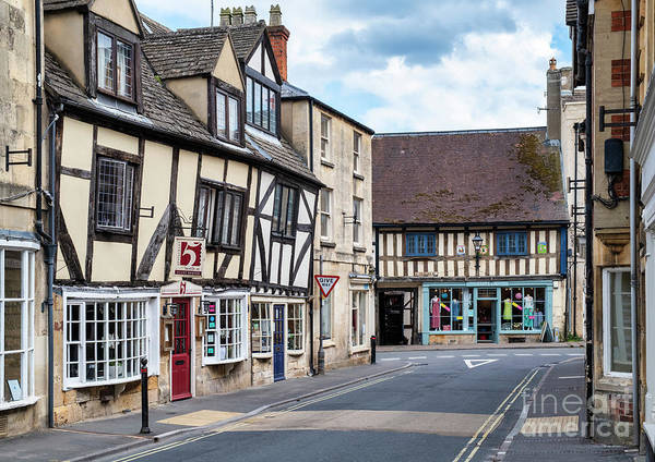 Photograph - Winchcombe by Tim Gainey