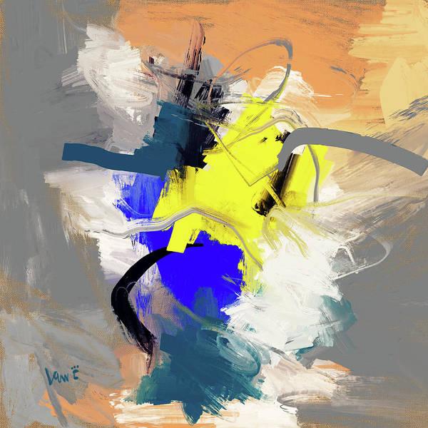 Painting - Wind Blown by Ken Law
