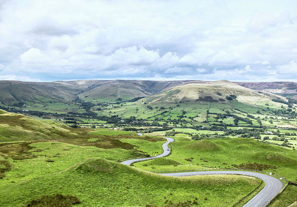 Wall Art - Photograph - Winding Roads by Martin Newman