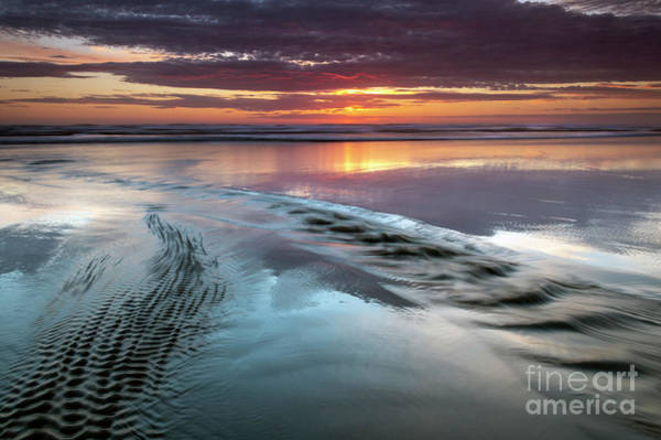 Wall Art - Photograph - Winding To The Sea by Mike Dawson