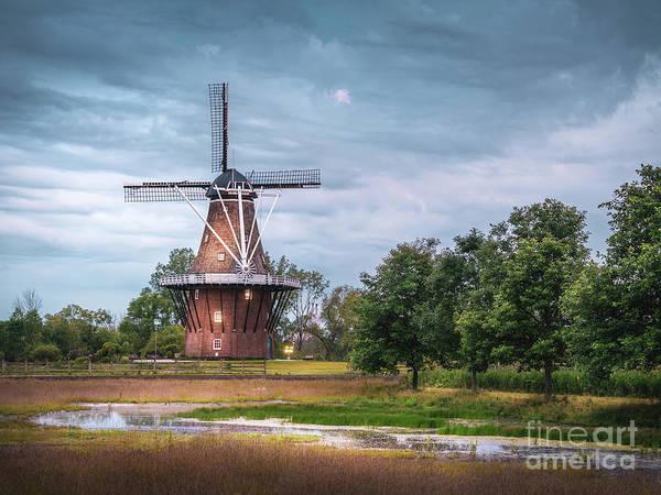 Wall Art - Photograph - Windmill Island, Holland, Michigan by Liesl Walsh
