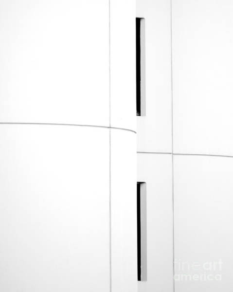 Photograph - Window Abstract by Guntis Lauzums