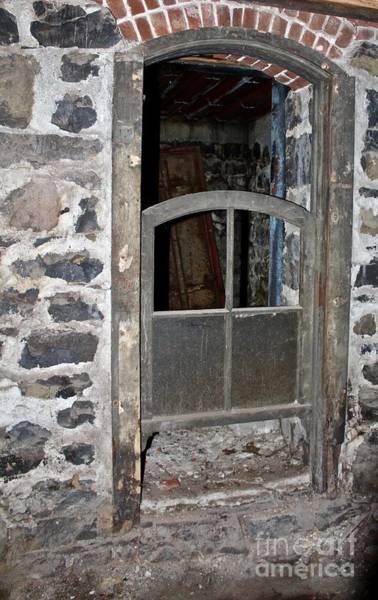 Photograph - Window Below by Ann E Robson