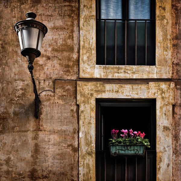 Wall Art - Photograph - Window Box by Dave Bowman