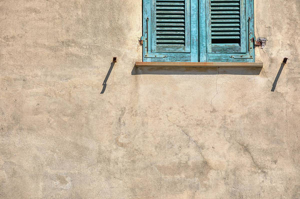Photograph - Window Of Cinque Terre by David Letts