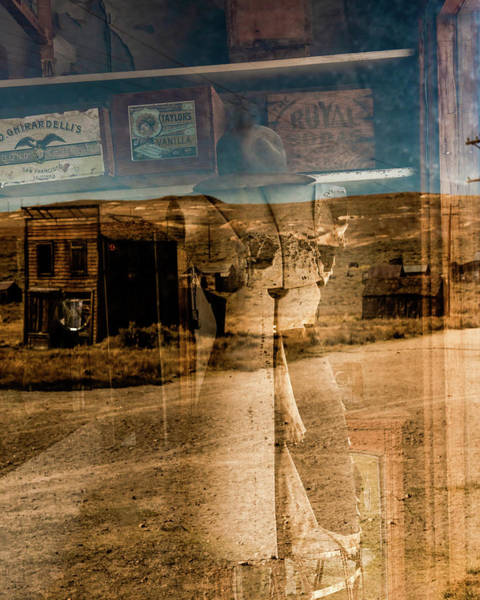 Bodie Ghost Town Wall Art - Photograph - Window Shopping by Joseph Smith