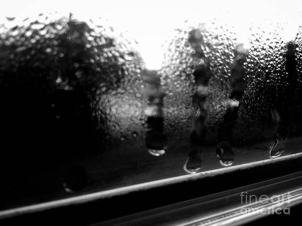 Photograph - Window Tears by Robert Knight