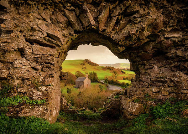 Gleeson Photograph - Window To The Past by Fergal Gleeson
