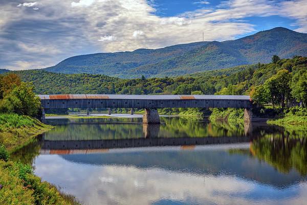Photograph - Windsor-cornish Covered Bridge by Rick Berk