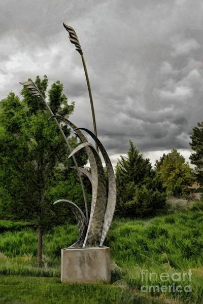 Photograph - Windswept by Jon Burch Photography